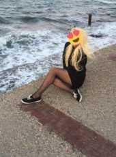 Samsunda Seksi Sarışın Escort Nataşa